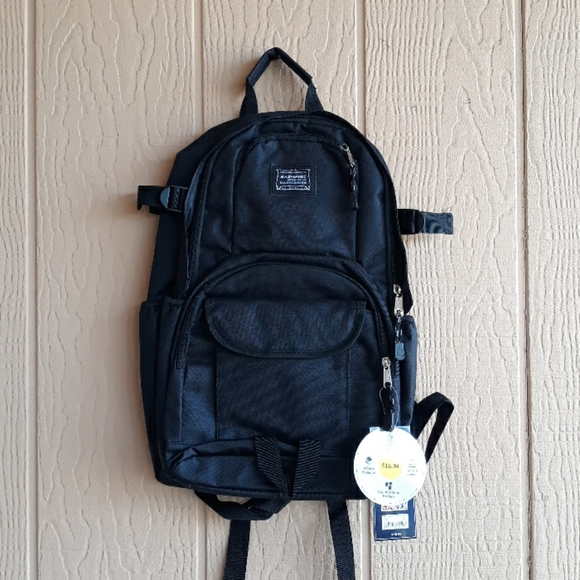 Eastport Black Back Pack New with Tags